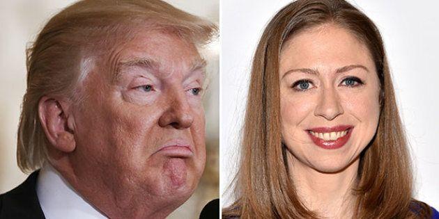 Donald Trump difende Ivanka al G20 prendendosela con Chelsea Clinton, ma lei ha la risposta