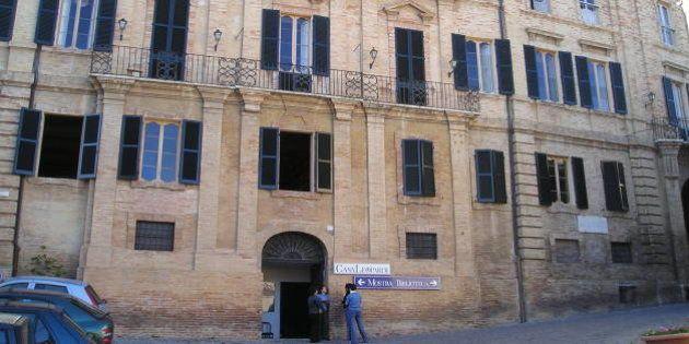 Maltempo a Recanati: danneggiata Casa Leopardi. Problemi al tetto e alle decorazioni a tempera della