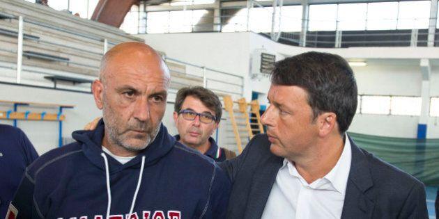 Terremoto, Matteo Renzi nell'e-news: