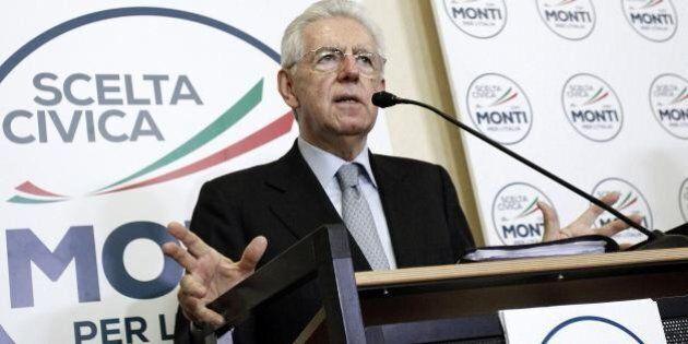Mario Monti rivendica nome e simbolo di Scelta Civica. Camera dà ok a gruppo