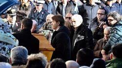 A Sulmona i funerali di Fabrizia Di Lorenzo: anche Mattarella per l'ultimo