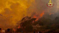 L'Italia brucia. Dal Roma alla Puglia, dal Vesuvio alla Sicilia è emergenza