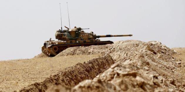 Scontro tra Turchia e Stati Uniti sui curdi, Ankara: