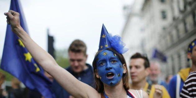 La Brexit sta cambiando gli europei. Lo dicono i sondaggi nei 27