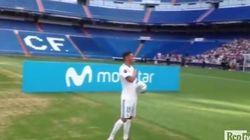 Il nuovo campione del Real Madrid non sa