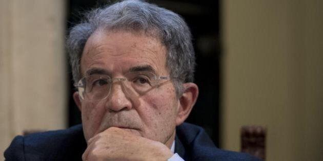 Romano Prodi boccia l'ipotesi di un'Europa a due velocità Nord-Sud:
