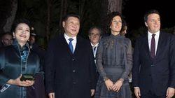 Matteo Renzi e Agnese a cena con Xi Jinping: il presidente cinese che ama il cibo