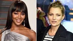 Dalla passerella al giornalismo, per Naomi Campbell e Kate Moss inizia una nuova