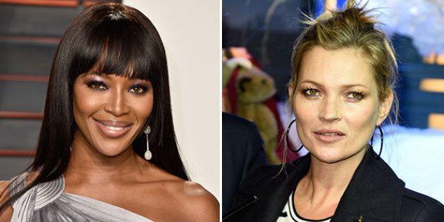 Naomi Campbell e Kate Moss diventano giornaliste per