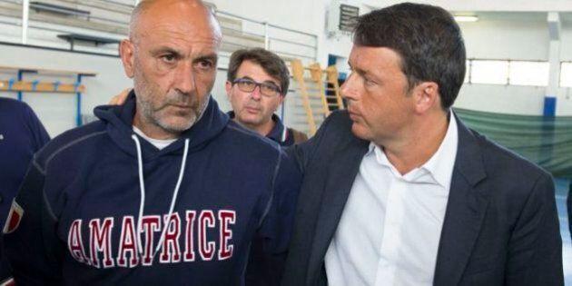 Terremoto, quella telefonata del sindaco di Amatrice a Matteo Renzi: