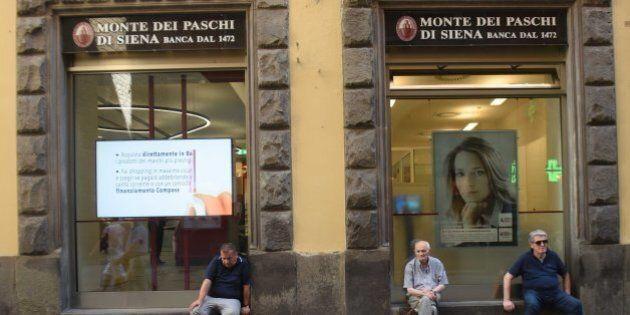 Oltre mille lavoratori a rischio se crolla Monte dei Paschi di Siena. La denuncia: