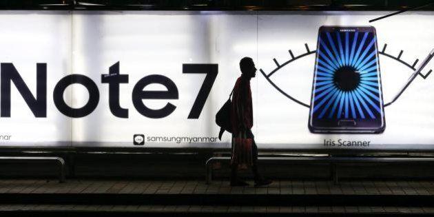 Samsung, la Banca centrale della Corea del Sud taglia le stime del Pil a causa del flop del Galaxy Note