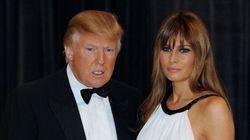 The Donald schiera moglie e 4 figli per il
