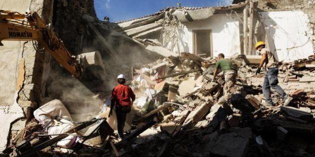 Terremoto, il procuratore di Rieti: