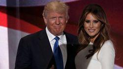 Alla convention repubblicana Melania Trump incorona il marito: