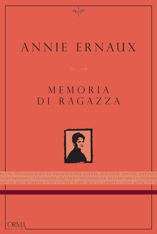 La Ernaux: buona letteratura, buona