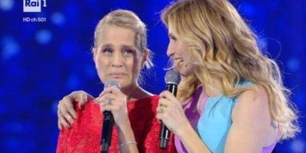 Lorella Cuccarini torna a difendersi dopo lo show Nemicamatissima: