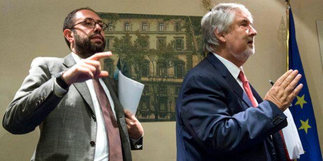 Sottosegretari: niente abbuffata per Verdini, solo Zanetti confermato. Nannicini in segreteria con Renzi:...