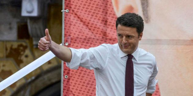 Renzi scricchiola ma la sinistra radicale
