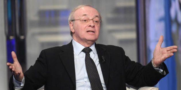 Il presidente dell'Anm Piercamillo Davigo: