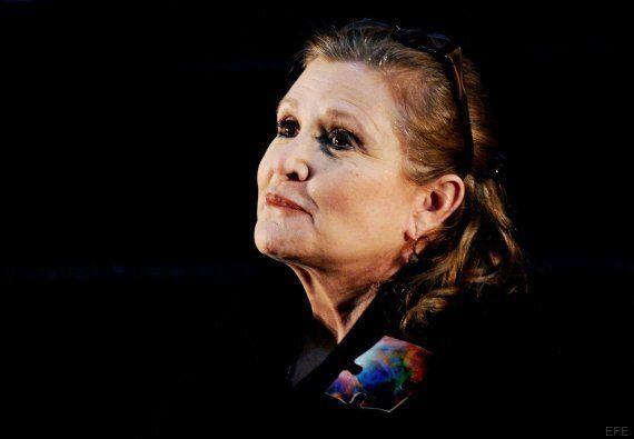 Carrie Fisher, morta la principessa Leila di Star