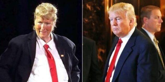 Meryl Streep imita Donald Trump ed è più convincente
