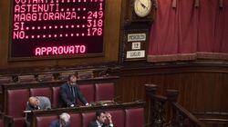 Il Governo incassa la fiducia sulle banche venete. Mdp vota No al decreto, Sì alla