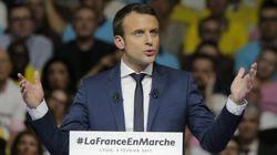 Macron, ovvero