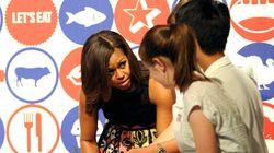 La prima iniziativa di Michelle dopo l'insediamento di Trump dimostra che non vuole