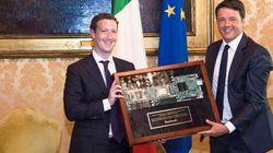 Mark Zuckerberg e lo studio del latino negli