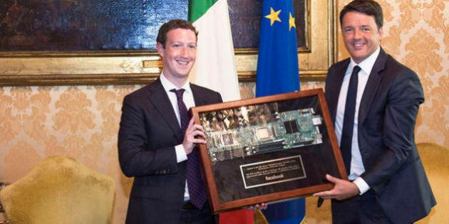 Mark Zuckerberg e lo studio del latino negli