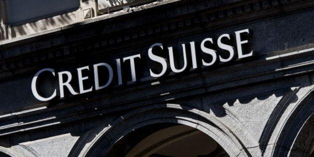Gli stress test di Credit Suisse sulle banche italiane:
