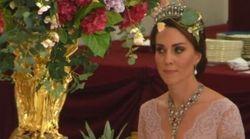 La scelta di Kate per dare il benvenuto ai reali spagnoli dimostra il suo amore per Lady