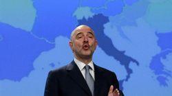 Dietro Moscovici, la mappa che imbarazza