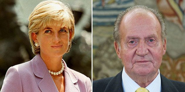 Juan Carlos avrebbe avuto 5mila amanti e fatto la corte anche a Diana