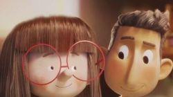 La rivalità nasconde l'amore: il lieto fine di questo corto vi