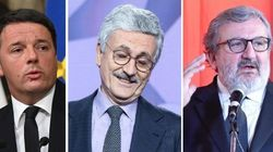 Tutti gli attacchi al veleno di Renzi a D'Alema, Emiliano e Bersani (e anche a qualche