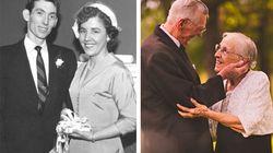 Questa coppia svela il segreto per essere innamorati per (almeno) 65