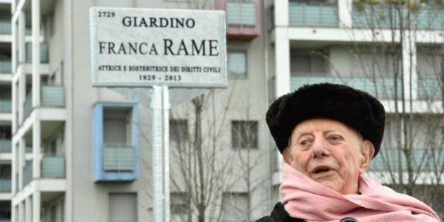 Dario Fo e Franca Rame: storia de
