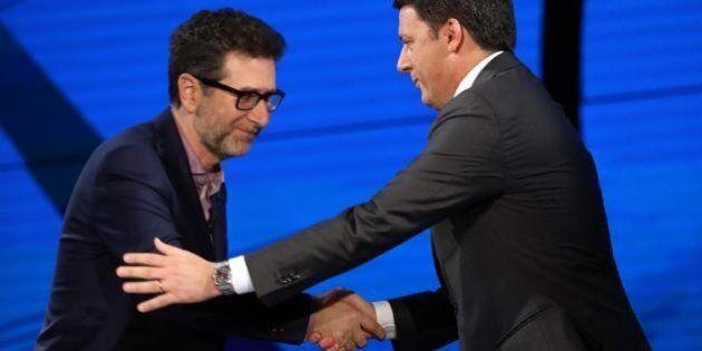 Referendum, Agcom chiede a Fabio Fazio la lista dei prossimi ospiti dopo la puntata con Matteo