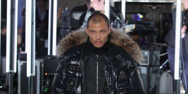 Da carcerato a modello per Jeremy Meeks, tra le sue ammiratrici alla New York Fashion Week anche