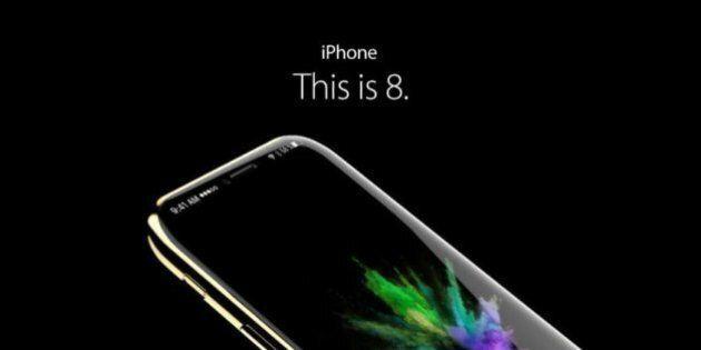 iPhone 8, i primi rumors sul nuovo dispositivo Apple: ricarica wireless, schermo OLED e sblocco con scansione