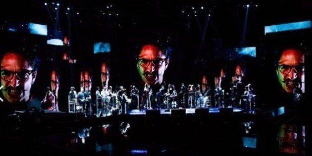 X-Factor: tutti sul palco per il commosso tributo al rapper Cranio