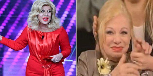 Sanremo 2017, Sandra Milo si scaglia contro l'imitazione di Virginia Raffaele: