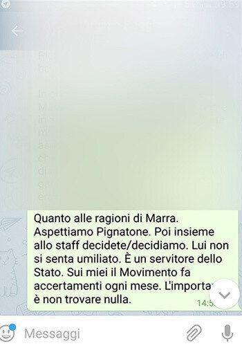 Beppe Grillo difende Luigi Di Maio sulle chat: