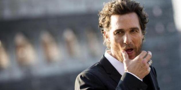 Matthew McConaughey insegnante di recitazione all'Università del