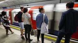 La metro di Londra sceglie il politically