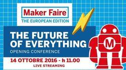 Al via la Maker Faire Rome: la presentazione della fiera dell'innovazione in