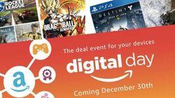 Amazon Digital Day, il 30 dicembre prodotti digitali a prezzi scontati. La nuova giornata di sconti da attendere dopo il