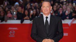 Tom Hanks fa l'italiano: l'inglese maccheronico fa ridere